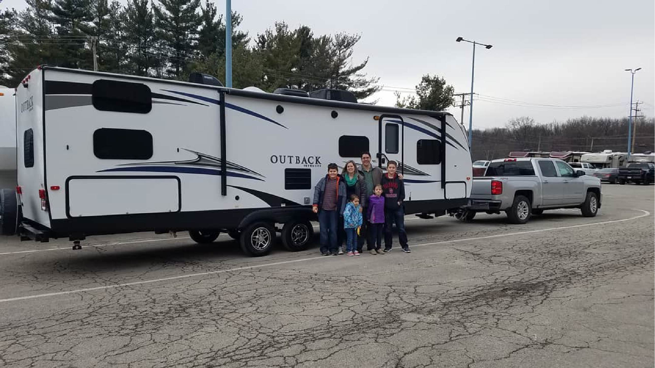 Slow and Steady RV Family